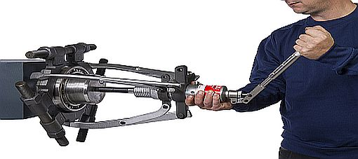 Tri-section_HSP puller combination